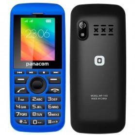 CELULAR PANACOM TECLAS GRANDES PX3 MP-1103 DUAL CHIP MP3 CAMARA AZUL