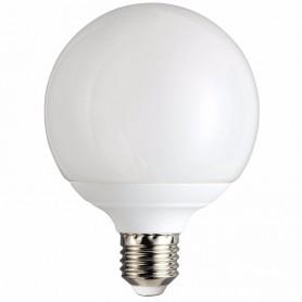 LAMPARA GLOBO LED ROSCA E27 14W LUZ CALIDA EQUIVALE 140W