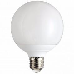 LAMPARA GLOBO LED ROSCA E27 14W LUZ DIA EQUIVALE 140W