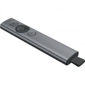 PRESENTADOR LOGITECH SPOTLIGHT INALAMBRICO USB WIRELESS METALICO