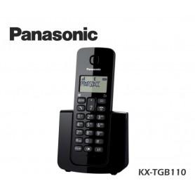TELEFONO INALAMBRICO PANASONIC KX-TGB110 IDENTIFICACION DE LLAMADAS DECT DIGITAL