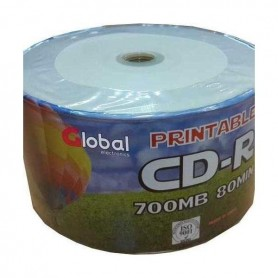 CD VIRGEN GLOBA PRINTABLE 52X
