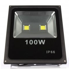 REFLECTOR LED 100W DOBLE COB LUZ DIA EXTERIOR INTERIOR