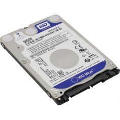 DISCO RIGIDO NOTEBOOK 500GB WD BLUE SATA 3 3.7MM
