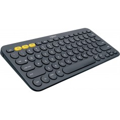 TECLADO LOGITECH K380 BLUETOOTH MULTIDISPOSITIVOS ANDROID IOS