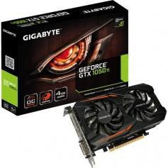 PLACA DE VIDEO GEFORCE GTX 1050 Ti OC DDR5 4GB DVI HDMI X2