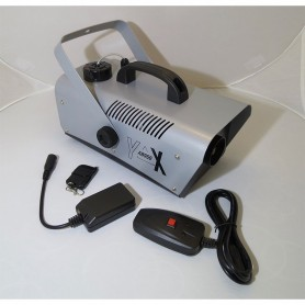 Maquina De Humo 900w Control Inalambrico Y Manual Profesional