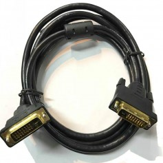 CABLE DVI-D / DVI-D 1,80M MANHATTAN