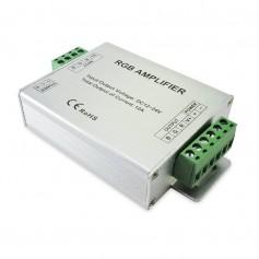 AMPLIFICADOR RGB 24A DC12-24V