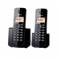 TELEFONO INALAMBRICO DOBLE PANASONIC B-112