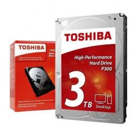DISCO RIGIDO TOSHIBA 3TB SATA 7200RPM