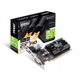 PLACA DE VIDEO MSI 710 PCI EXPRESS 2GB
