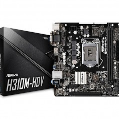 MOTHER ASROCK H310M-HDV SOCKET 1151 8VA
