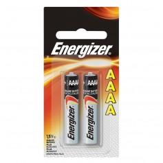Pila Aaaa Energizer E96B Blister X2