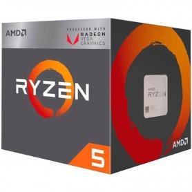 MICRO AMD RYZEN 5 2400 3,9GHZ SOCKET AM4 CON VIDEO RADEON RX VEGA