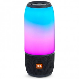 PARLANTE BLUETOOTH JBL PULSE 3 SUMERGIBLE NEGRO