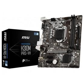 MOTHER MSI H310M PRO-VH-LA SOCKET 1151 PARA 8VA GENERACION DDR4 HDMI VGA USB 3.0