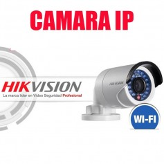 CAMARA IP HIKVISION DS-2CD2020F-IW 2MP WIFI IP67 EXTERIOR
