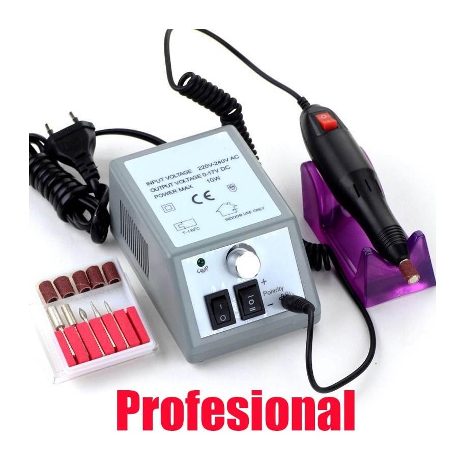 Torno Uñas Profesional Electrico Para Manicura