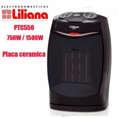 CALOVENTOR OSCILANTE LILIANA PTC-550 1500W REGULABLE