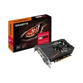 PLACA DE VIDEO GIGABYTE RX 550 2GB DDR5 VGA