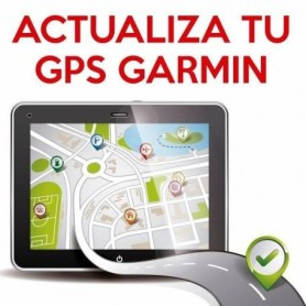 SERVICIO DE ACTUALIZACION DE GPS GARMIN