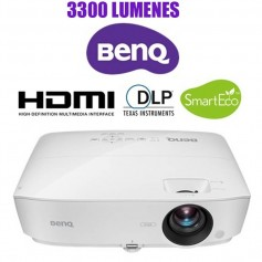 PROYECTOR BENQ MS531 3300 LUMENES HDMI X2 VGA X2