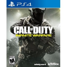 JUEGO PS4 CALL OF DUTY INFINITE WARFARE PLAYSTATION 4
