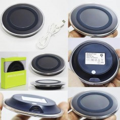 CARGADOR INALAMBRICO WIRELESS PAD TYPE CHARGER