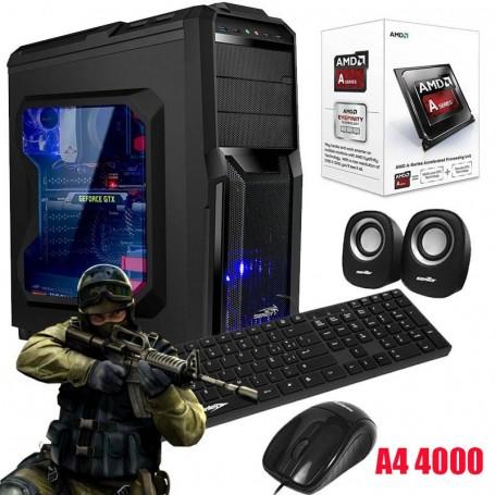PC AMD A4 4000 3.2GHZ HD 1TB 4GB DDR3 ATI R5 INTEGRADA PC 1
