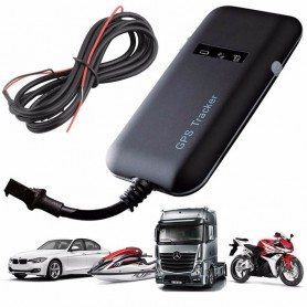 GPS TRACKER RASTREADOR GT02A LOCALIZADOR MOVIL + CABLE 12V
