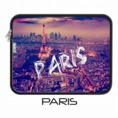 """FUNDA LAPTOP 15,4"""" 16"""" ESTAMPA LOVE IN PARIS"""