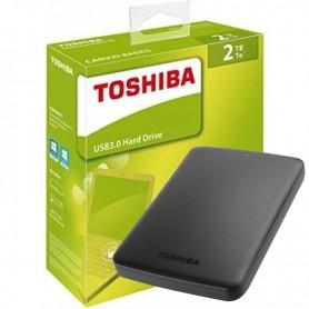 DISCO EXTERNO TOSHIBA CANVIO BASICS 2TB