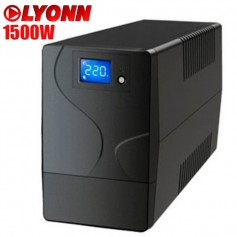UPS LYONN 1200VA CTB-1500AP
