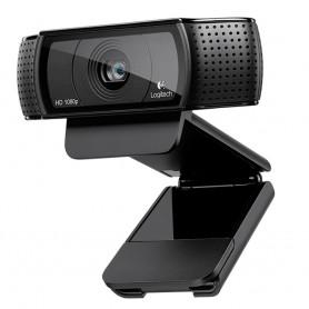 WEBCAM LOGITECH PRO C920 1080P FULL HD MICROFONO SKYPE