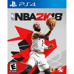 JUEGO PS4 NBA 2K18 FISICO ORIGINAL