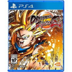 JUEGO PS4 DRAGON BALL FISHTER Z FISICO