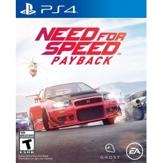 JUEGO PS4 NEED FOR SPEED PAYBACK FISICO
