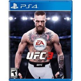 JUEGO PS4 UFC 3 FISICO