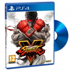 JUEGO PS4 STREET FIGHTER V FISICO