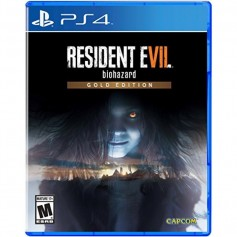 JUEGO PS4 RESIDENT EVIL BIOHAZARD GOLD EDITION PARA VR PLAYSTATION