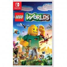JUEGO NINTENDO SWITCH LEGO WORLDS FISICO