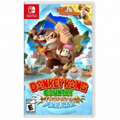 JUEGO NINTENDO SWITCH DONKEY KONG COUNTRY TROPICAL FREEZE FISICO