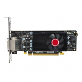 PLACA DE VIDEO XFX RX 0 4GB DDR5 1203 MHZ LP RX-550P4LFG5