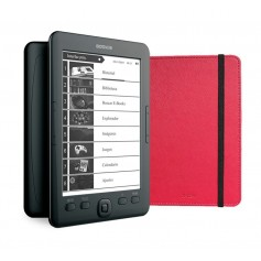 EBOOK X-VIEW BOOKIE E-READER 6 PULGADAS 4GB EXPANDIBLE FUNDA REGALO