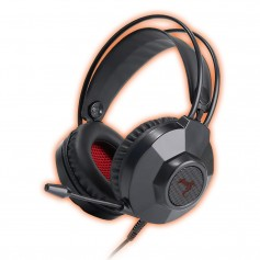 AURICULAR GAMER KOLKE LED MICROFONO PS4 PC AVENGER