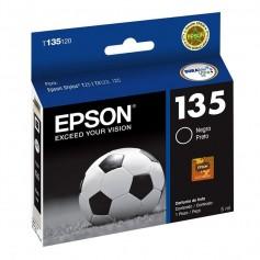 CARTUCHO EPSON ORIGINAL 135 NEGRO T25,TX123,125