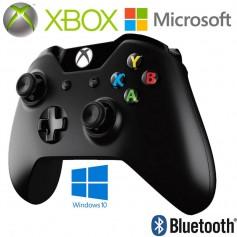 JOYSTICK XBOX MICROSOFT NEGRO WINDOWS 10 BLUETOOTH GAME PAD