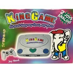 CONSOLA DE JUEGOS PISTOLA 2 JOYSTICK Y-22 KING GAME