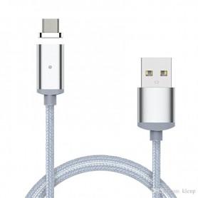 CABLE USB MAGNETICO LIGHTING PARA IPHONE MALLADO